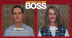"@TrueValue CEO to appear on CBS' ""Undercover Boss"""