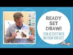 "Did you know over 120 countries participate in International Dot Day? Learn this fact and more as StoryMakers host Rocco Staino sits down with Peter H. Reynolds, an award-winning author/illustrator and the inspiration behind International Dot Day.  In this episode, Peter talks about the colorful characters in his ""Create-trilogy"""