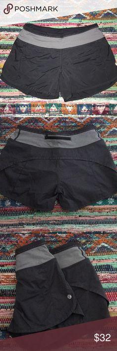 Lulu Lemon Athletic shorts comfortable running shorts! lululemon athletica Shorts