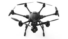 Yuneec Typhoon H drone uses Intel tech to avoid collisions