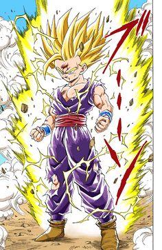 Watch anime online in English. Dbz Manga, Manga Art, Anime Art, Dragon Ball Z, Dragon Ball Image, Image Dbz, San Gohan, Foto Do Goku, Dbz Wallpapers