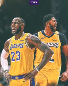 Join us in wishing King James a Happy Birthday. Also stop by and tell them your favorite LeBron moment. King Lebron James, King James, Lakers Wallpaper, Best Nba Players, Nba Trades, Jordan Swag, Nba Wallpapers, Anthony Davis, Magic Johnson