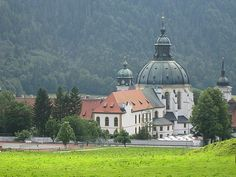 ★★★★ Ettal in Bavaria is a pretty place. There's a nice, reasonably priced hotel there, and the cloister is one of the places associated with Dietrich Bonhoeffer.