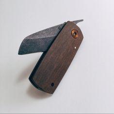 AB2 Pocket Knife (Brown)