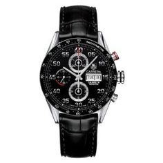 TAG Heuer Men's CV2A10.FC6235 Carrera Automatic Chronograph Day-Date Watch for Cheap – Tag Carrera | Mens Watches Store & Reviews