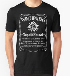 """""""Supernatural Quality"""" T-Shirts & Hoodies by RedFeet 