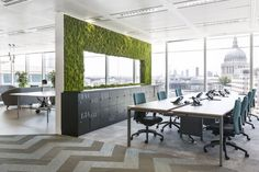 Pageant Media office by Derryn Taylor / ThirdWay Interiors, London – UK » Retail Design Blog