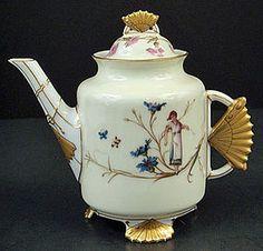 German porcelan  1870s or 1880s