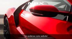 Desde lineas modernas a proporcionas clásicas, NSX es tan poderoso como seductor. #InspiradoEnTi #NSXenLeon #ADNAcura