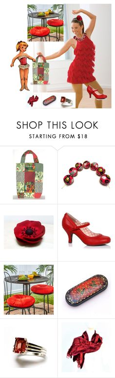 """""""Teach Me To Salsa"""" by juliaheartfelt on Polyvore featuring Salsa"""