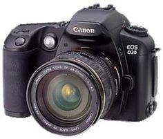 Canon D30 Digital Camera