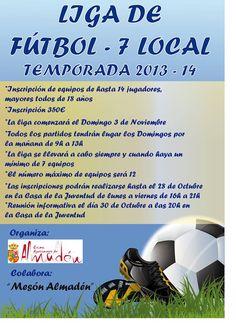Liga de Fútbol 7, Temporada 2013-14