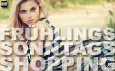 Sonntagsshopping  @ Harders-Fashion
