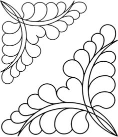 Large Borders – 6″ or wider – Full Line Stencil