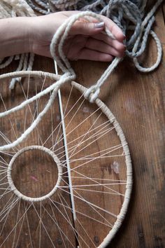 UO DIY: Modern Woven Dreamcatcher - Urban Outfitters - Blog