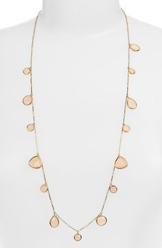kate spade new york 'twinkling lights' extra long necklace available at #Nordstrom