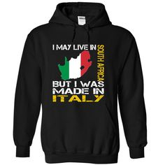 nice I May Live in South Africa But I Was Made in Italy Deals for