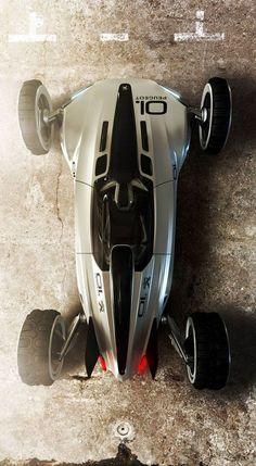 Peugeot XRC concept car.