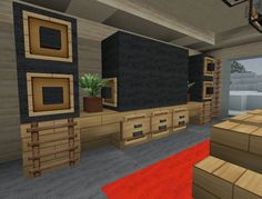 Minecraft house decoration ideas interior decorating ideas new interior design concept i think its by minecraft . Architecture Minecraft, Modern Minecraft Houses, Minecraft Interior Design, Minecraft Houses Blueprints, New Interior Design, House Blueprints, Interior Decorating, Decorating Ideas, Interior Concept