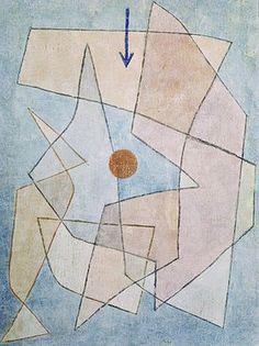 Paul Klee: Tragödie 1932