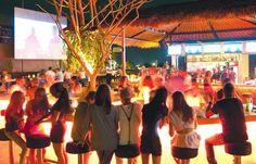 Roxuai : Sky Garden Rooftop Lounge Legian Bali