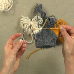 Go beyond basic intarsia knitting to explore motif design, placing and knitting motifs in the round, and other tips and tricks in this Knitting Daily workshop: In-Depth Intarsia