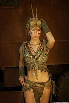 post+apocalyptic+costumes | Post Apocalyptic Costumes with Nuclear Snail
