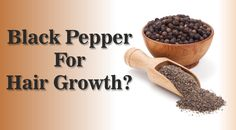 A Black Pepper Hair Growth Recipe You Should Try  Read the article here - http://www.blackhairinformation.com/growth/hair-growth/black-pepper-hair-growth-recipe-try/