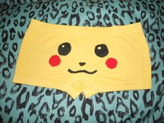 Pokemon PIKACHU sexy boy shorts by on Etsy OMG i need these to go with to pokeball bra i'm going to make! Pokemon Go, Cool Pokemon, Pikachu, Pokemon Merchandise, Cute Underwear, Smartphone, Jouer, Pretty Outfits, Pretty Clothes