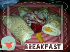 #Crepes #FruitCrepes #Breakfast #CrepesRecipe #Recipes  4 Eggs, 2 cups water, 2 cups milk, 2 cups flour.