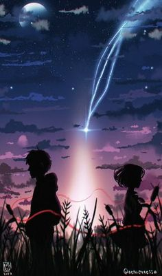 Art Discover Your Name Tu nombre Kimi no nawa Anime Backgrounds Wallpapers Animes Wallpapers Cute Wallpapers Wallpaper Wallpapers Your Name Wallpaper Galaxy Wallpaper Anime Love Couple Cute Anime Couples Kimi No Na Wa Wallpaper Anime Backgrounds Wallpapers, Anime Scenery Wallpaper, Animes Wallpapers, Cute Wallpapers, Wallpaper Wallpapers, Your Name Wallpaper, Galaxy Wallpaper, Anime Love Couple, Cute Anime Couples