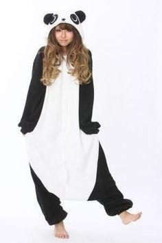 Kigurumi Canada - Panda Kigurumi | Japanese Animal Costumes, Pyjamas, Onesies - StyleSays