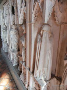 pleurants palais jacques coeur Bourges, Monuments, Architecture Details, Berry, France, Statues, Mansions, The Mansion, Cities