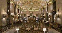 The Palmer House Hilton Hotel  17 EAST MONROE STREET, CHICAGO, ILLINOIS, 60603, USA  TEL: 1-312-726-7500