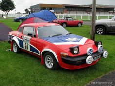 Triumph TR7 by DriveArchive, via Flickr 70s Cars, Car Brochure, Old School Cars, Vintage Race Car, Rally Car, Scale Models, Motors, Cool Cars, Race Cars