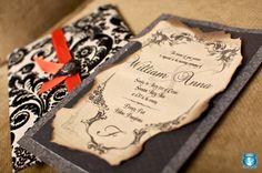 halloween+wedding+invitations   ... » Blog Archive » Haunted Victorian Halloween Shoot – Sneak Peek