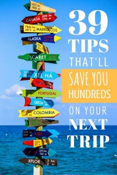 Traveling can get expensive very quickly. Return home with a bank account that…