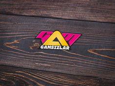 GAMSIZLAR Youtube Kanal Logosu – No346 creative media office