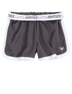 Our Favorite Mesh Shorts | Active | Shorts | Shop Justice
