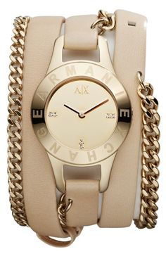 armani watch Holiday Gift Guide 2013   16 Jewelry Pieces