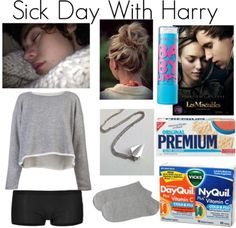 Sick Day with Harry One Direction Preferences, One Direction Outfits, One Direction Quotes, One Direction Imagines, One Direction Harry, Harry Styles Memes, Harry Styles Imagines, Lazy Outfits, Cool Outfits
