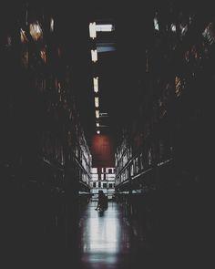 Warehouse . . . . . . . . . . #instagram #shadowhunters #black