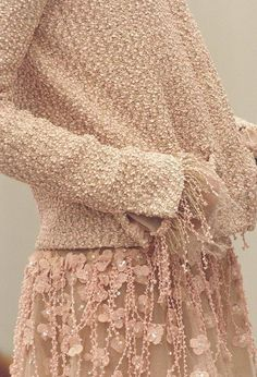 Chanel fashion details