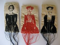 Cathy Cullis artist (embroidery)