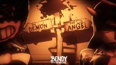 Demon Symbols, Alice Angel, Just Ink, Deal With The Devil, Disney Fairies, Bendy And The Ink Machine, Angels And Demons, All Games, Indie Games