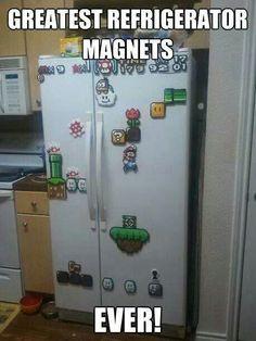 Refridgerator magnets