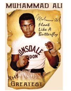 Pre-order Men's Muhammad Ali Tee 2 by AdornMeGoddess on Etsy
