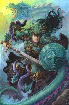 Personal Artwork, a fan art of Saint Seiya. Art Anime, Anime Artwork, Manga Anime, Digimon, The Game Is Over, Polychromos, Fan Art, Manga Games, Cartoon Wallpaper