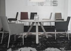 Montis Disq table & Mila chair