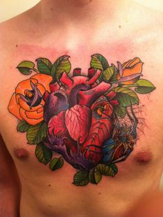 By Cesar Mesquita. Won 3rd place best of Saturday at Ink Explosion!